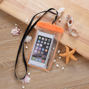 Waterproof Clear Phone Case