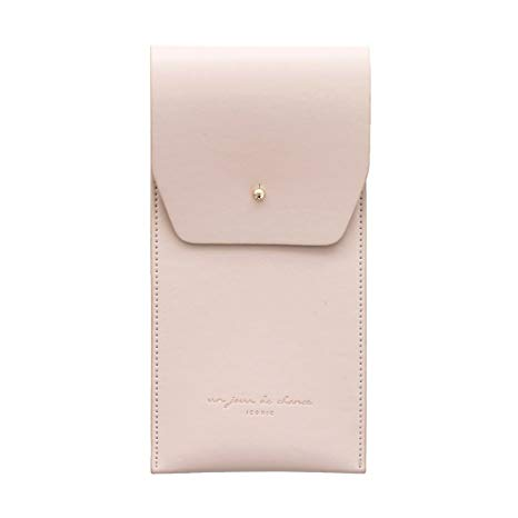 Blush Leather Case