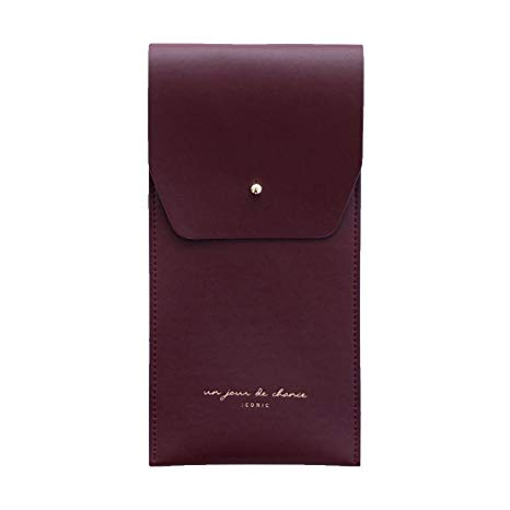 Merlot Leather Case