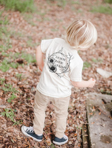 Mother Earth Tee for Kinder Garments x Nomad Candi Collab