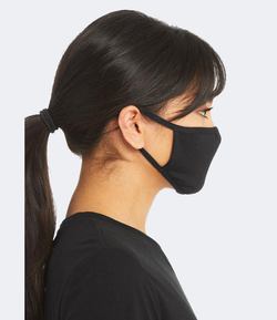 Bella + Canvas 2-PLY Reusable Face Mask