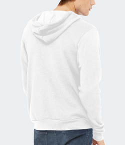 Bella + Canvas Unisex Sponge Fleece Hoodie