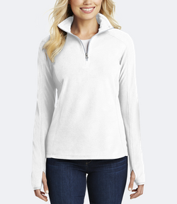 Port Authority Ladies Microfleece Pullover