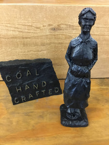 Ma Hand Crafted from coal