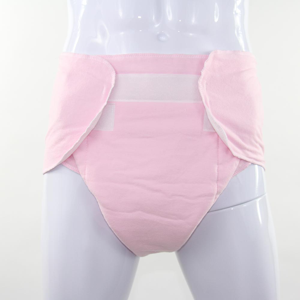 KINS Hook and Loop Cotton Adult Cloth Diaper 10500