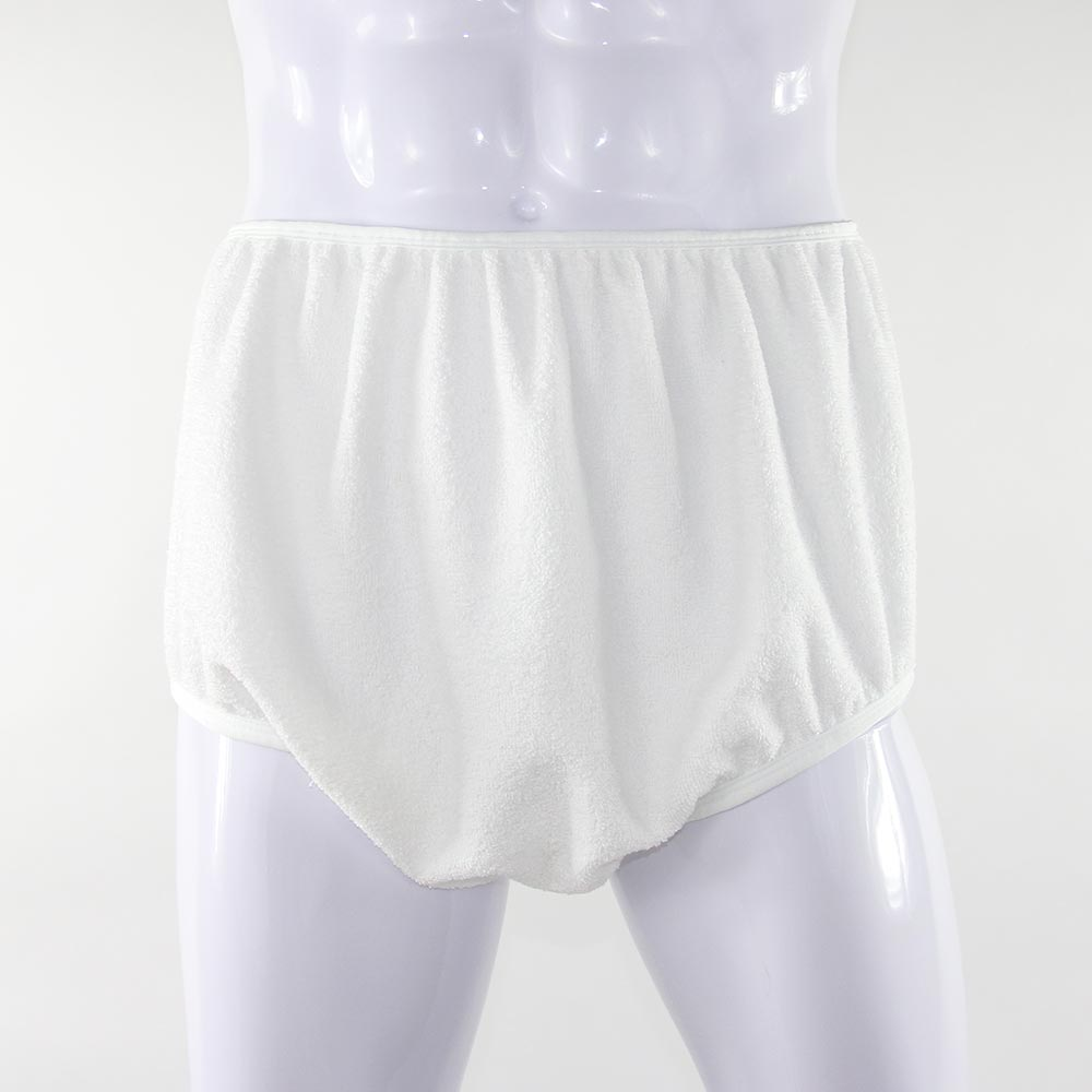 KINS Terry Pull-On Pant 100% Cotton Adult Cloth Diaper 20800