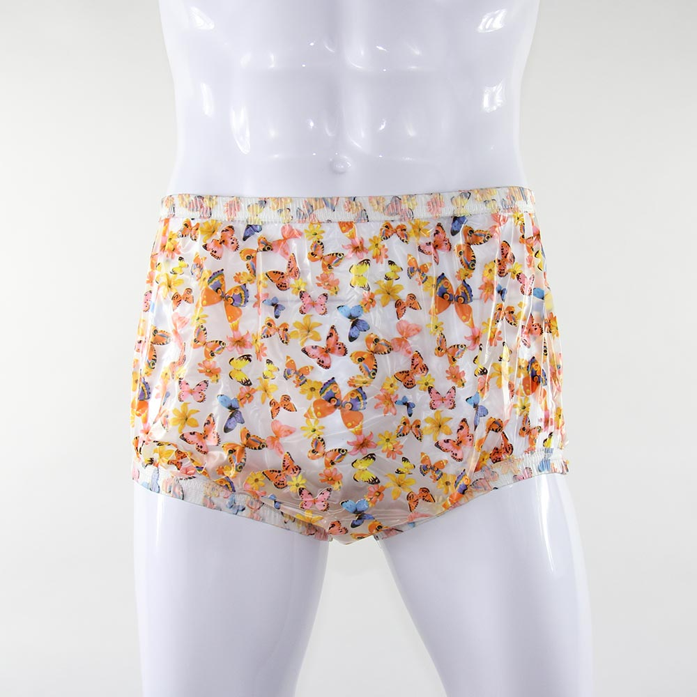 KINS Encased Elastic Printed Adult Diaper Covers 50300VP