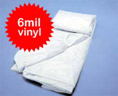 Fitted Mattress Protectors 6 Mil 100% Vinyl 90300