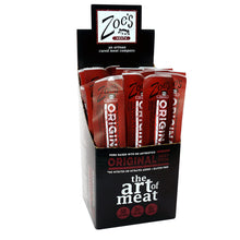 Premium Uncured Meat Sticks (24 x 0.5oz Snacks)