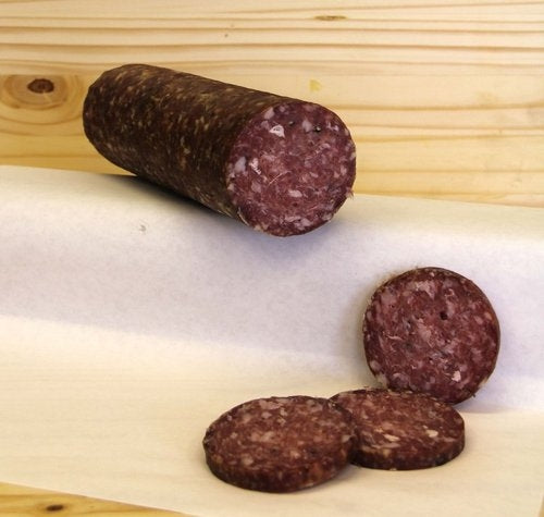 Uncured Cabernet Salami
