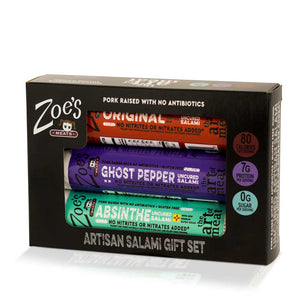 Artisan Uncured Salami Gift Set