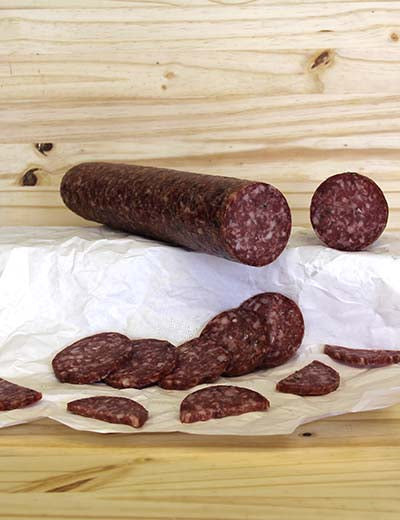 Uncured Genovese Salami