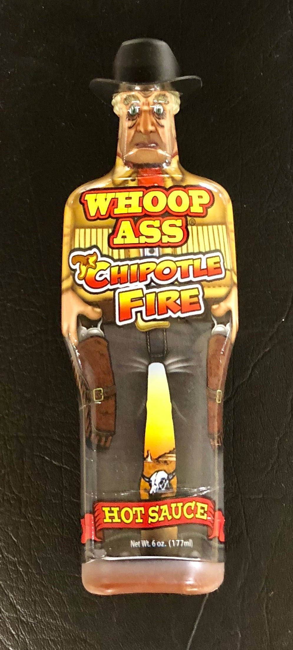 Ass Kickin' Whoop Ass Chipotle Fire
