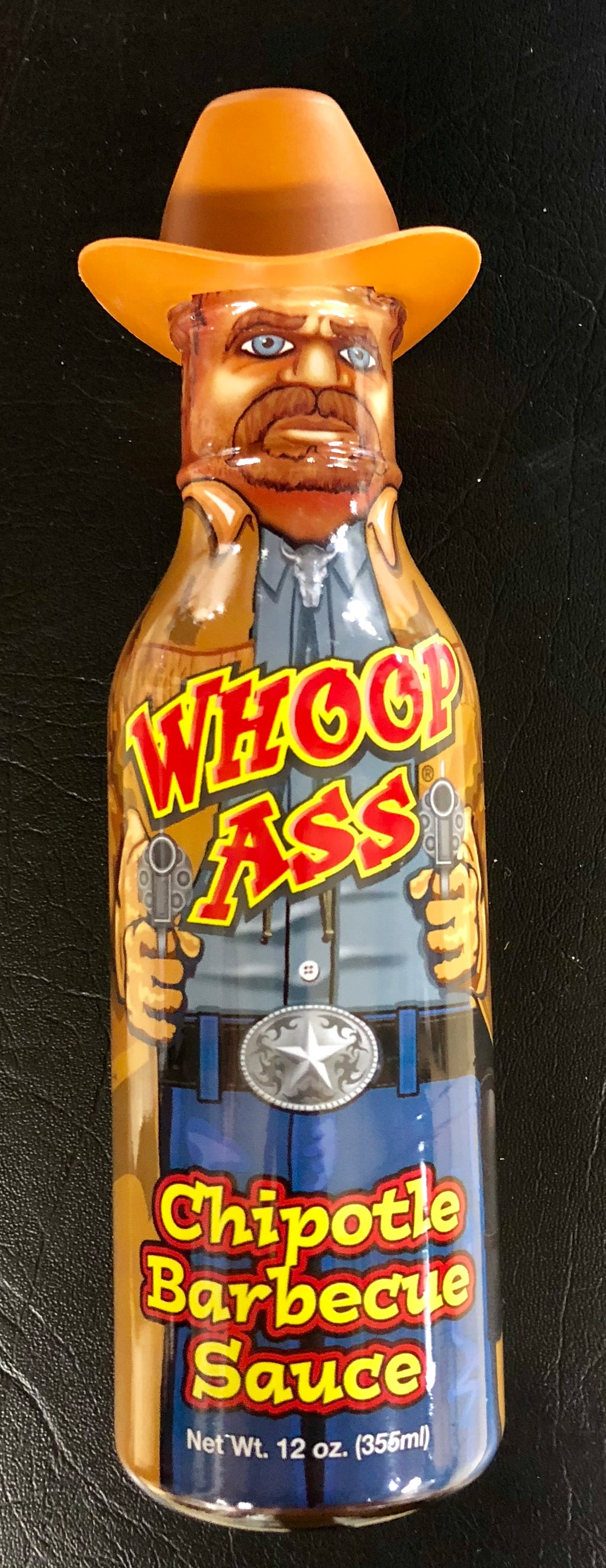 Ass Kickin' Whoop Ass BBQ Sauce