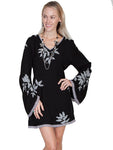 Scully Black Tunic or Short Dress