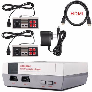 iphone to hdmi consola retro mini incluye 600 juegos 2 controles hdmi 1838