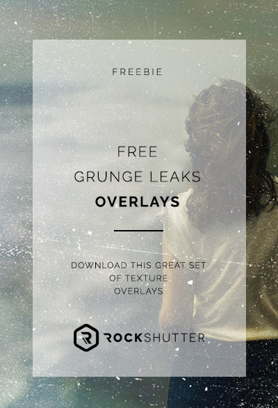 Grunge Leaks - Free High Resolution Overlays