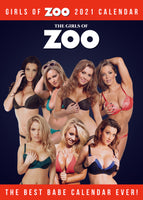 Zoo Official 2021 Calendar