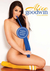 Alice Goodwin Official 2014 Calendar