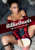 Billie Davis Official 2019 Calendar