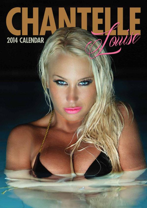 Chantelle Louise Official 2014 Calendar