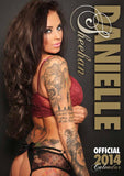 Danielle Sheehan Official 2014 Calendar
