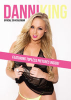 Danni King Official 2014 Calendar