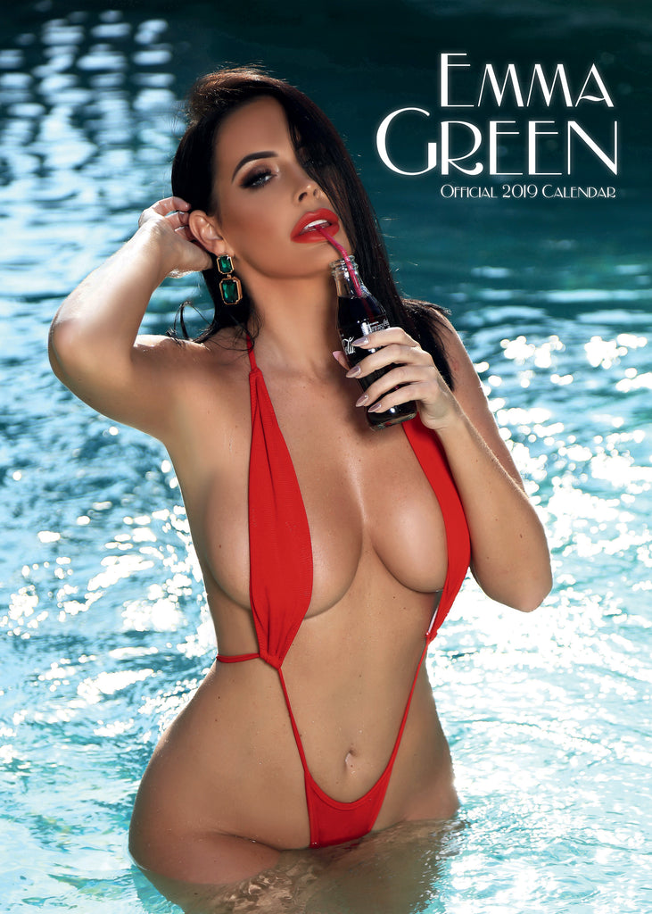 Emma Green Official 2019 Calendar