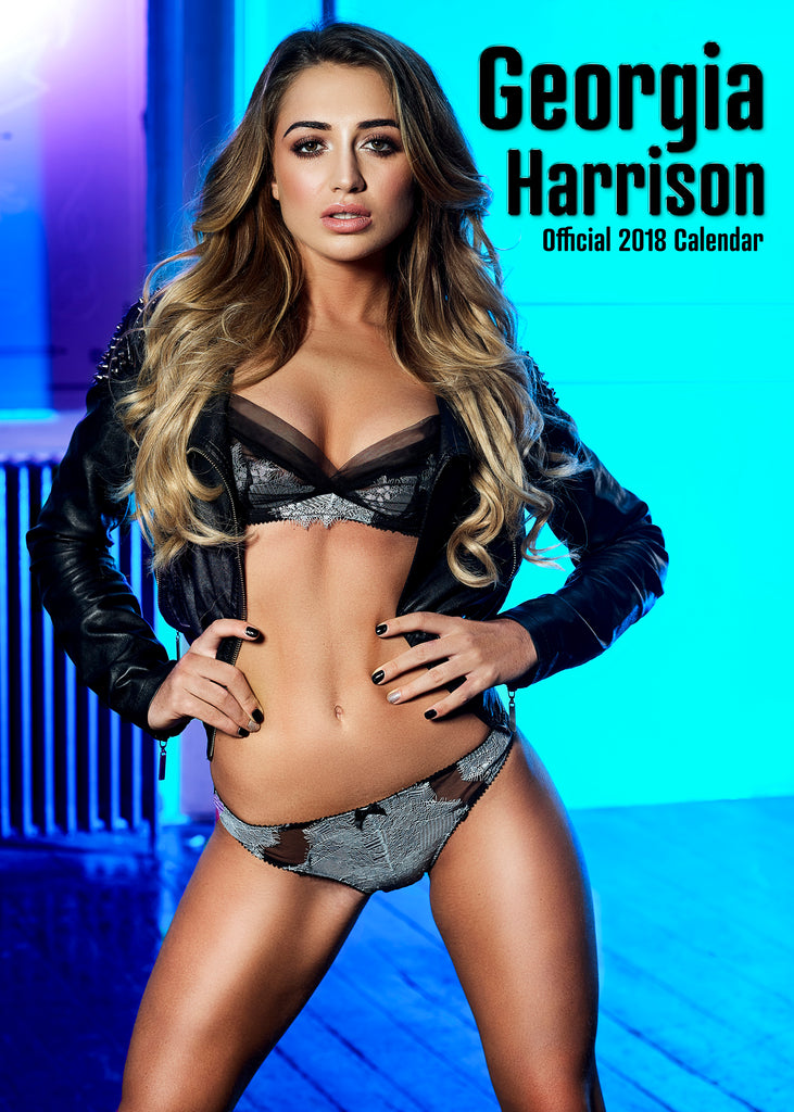Georgia Harrison 2018 Official Calendar
