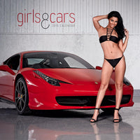 Girls & Cars Official 2015 Calendar