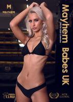 Mayhem Babes Official 2020 Calendar