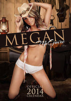 Megan McGuire Official 2014 Calendar