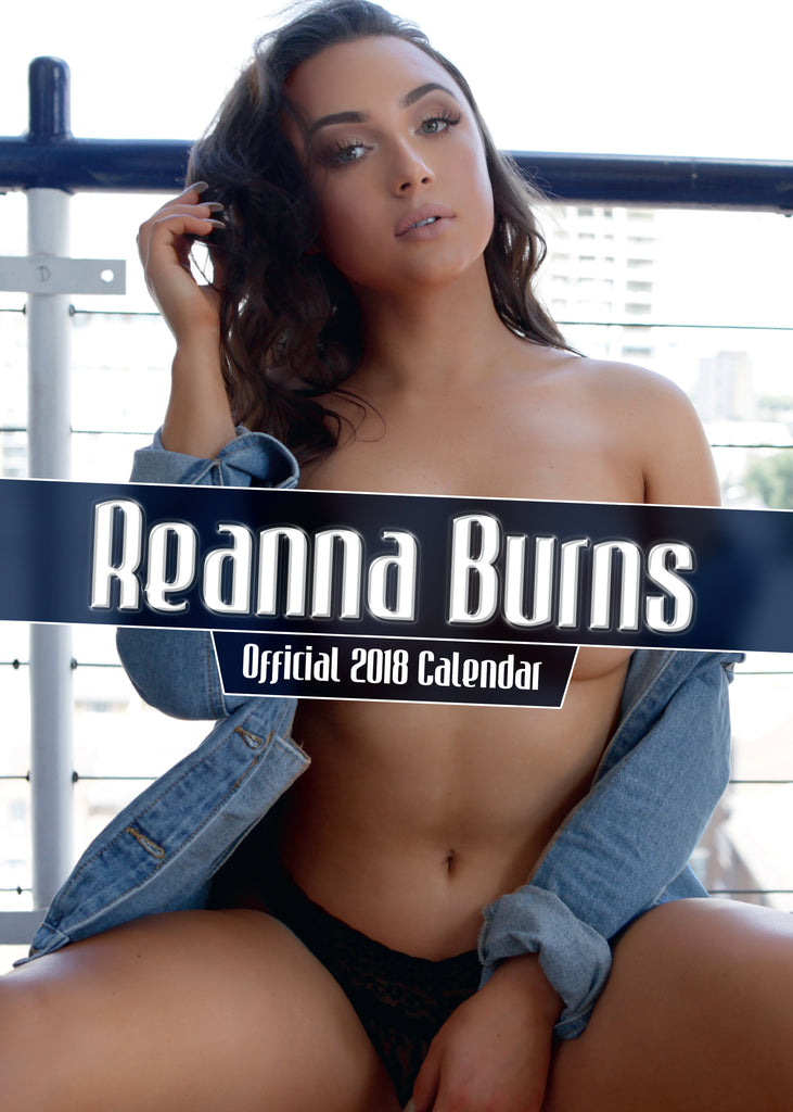 Reanna Burns Official 2018 Calendar
