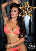 Sallie Axl Official 2014 Calendar