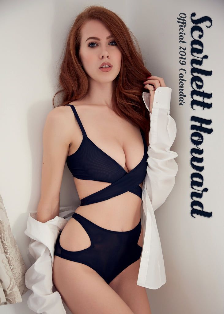 Scarlett Howard Official 2019 Calendar