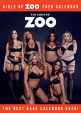 Zoo Official 2020 Calendar