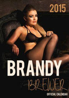 Brandy Brewer Official 2015 Calendar
