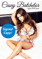 Casey Batchelor 2016 Calendar SIGNED