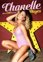 Chanelle Hayes Official 2015 Calendar
