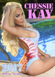 Chessie Kay Official 2017 Calendar