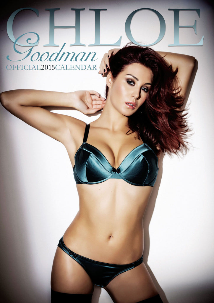 Chloe Goodman Official 2015 Calendar