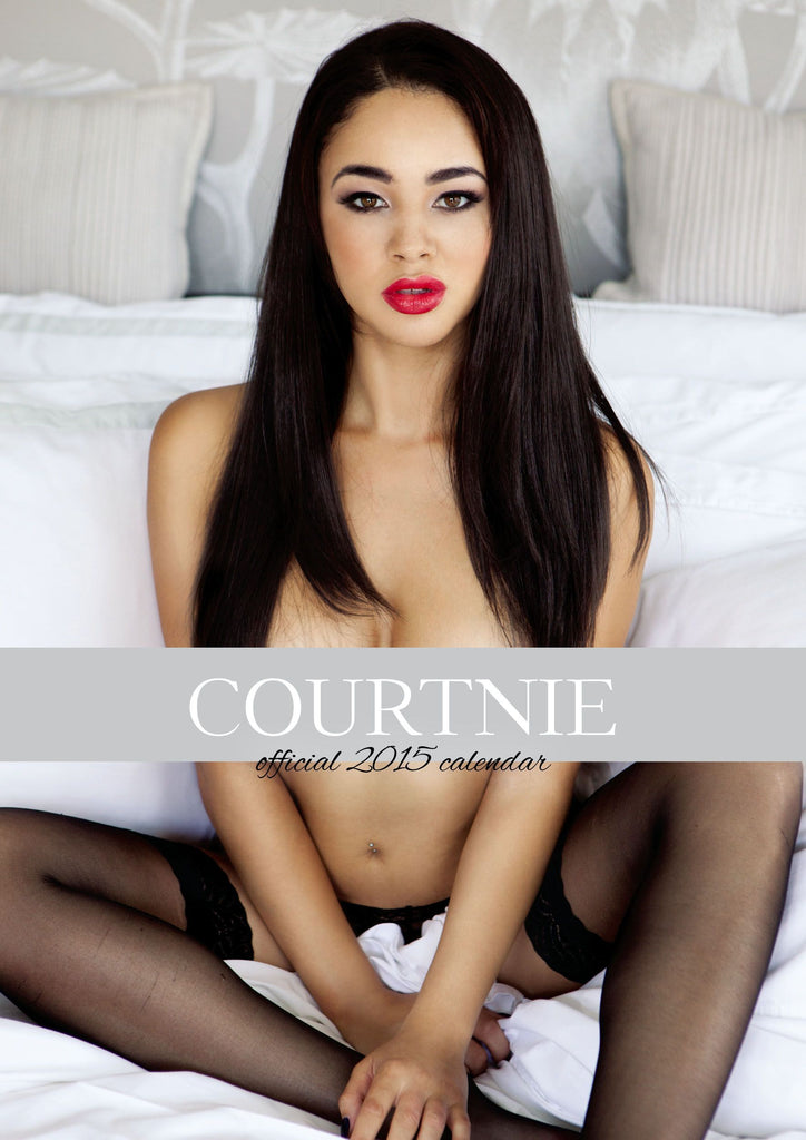 Courtnie Official 2015 Calendar