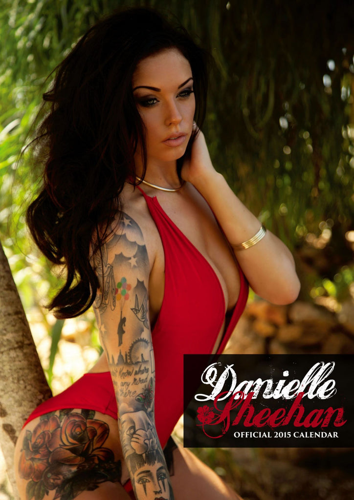 Danielle Sheehan Official 2015 Calendar