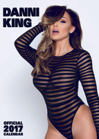Danni King Official 2017 Calendar