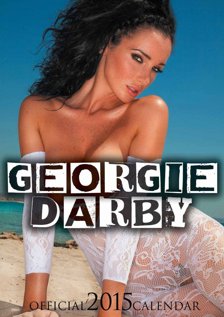 Georgie Darby Official 2015 Calendar