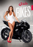 Girls and Bikes Official 2015 Calendar