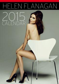 Helen Flanagan Official 2015 Calendar