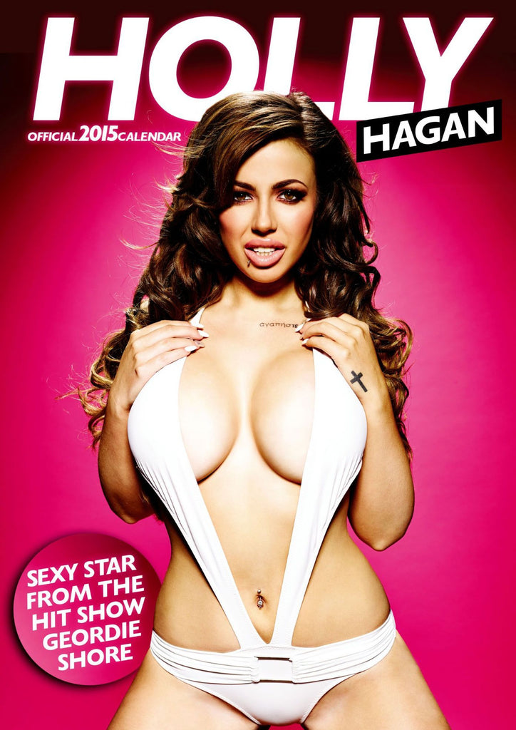 Holly Hagan Official 2015 Calendar