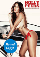 Holly Peers Official 2016 Calendar