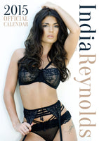 India Reynolds Official 2015 Calendar